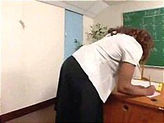 Πορνό: Μεγάλος Κώλος, Διαφορά Ηλικίας, Μαύρη, Δασκάλα