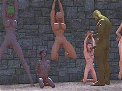 Porno: Ekstrim, 3D, Multik, Fetiş