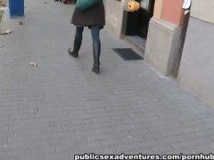 Porno: Ekstrim, Nəzər Nöqtəsi, Anal, Sarışın