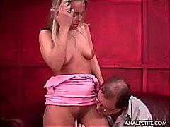 Porno: Sarışın, Sifətə Tökmək, Yəkə Göt, Anal