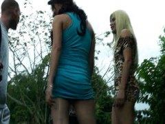 Porn: Latinka, Blondinka, Lezbijka, Latinka