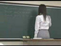 Lucah: Guru/cikgu, Orang Jepun, Pelajar, Belakang