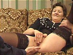 Pornići: Zrele Žene, Brineta, Anal, Fisting