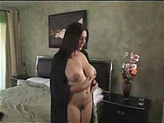 Porn: Mulher, Estrela Pornô, Esperma No Rosto, Esposa
