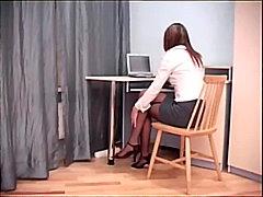 Porno: Hardcore, Sekretorės, Fetišas, Nailonas