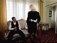 Porn: Trojček, Starejše Ženske, Starejše Ženske, Služkinja