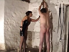 Порно: Пляскане, Женска Доминация