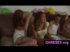 Porno: Genç, Seks Partisi, Kız, Lezbiyen