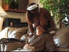 Porn: Služkinja, Medrasni Seks, Velike Joške, Temnopolti