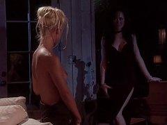 Lucah: Lesbian, Terangsang, Cantik, Rambut Blonde