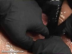 Porno: Dildo, Japansk, Røff, Dominans
