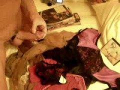 جنس: نايلون, ملابس داخلية, القذف, ذكور
