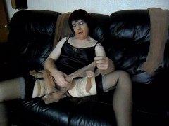 جنس: نايلون, القذف
