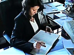 جنس: هواه, بلع, في المكتب