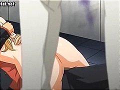 Porno: Hentai, Dviguba Penetracija, Įsiskverbimas, Animacija