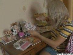 Porno: Suhuvõtmine, Kodus, Teismeline, Blondid