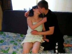 Porn: लड़की, चुम्बन, मुखमैथुन, किशोरी