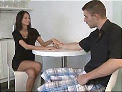 Porn: रसोई, किशोरी, मुह में, गुदामैथुन