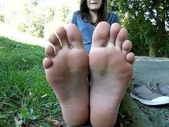 جنس: طلاب, حب الأرجل, حب الأرجل, فتشية