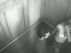 sex u liftu