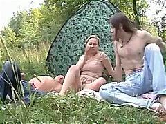 Porno: Bukkake, Na Zewnątrz, Amatorzy, Grupa