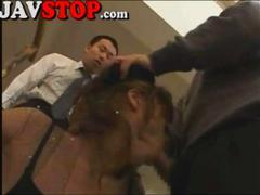 פורנו: זיון במעגל, גמירה על הפנים, בחורה, מציצות