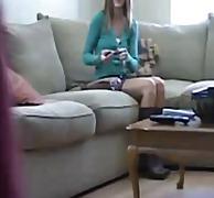 Pornići: Male Sise, Brineta, Igračka, Masturbacija
