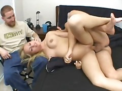 Porn: Blondinka