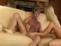 Porn: Velike Prsi, Pete, Rjavolaska, Blondinka