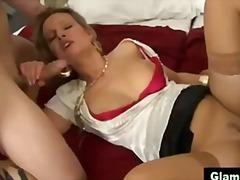 Porno: Aukštakulniai, Kojinės