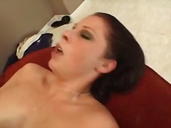 Lucah: Bintang Porno, Punggung Mantap, Rambut Merah, Muka