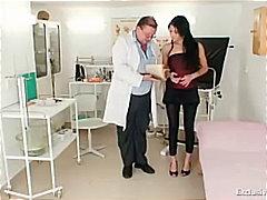 جنس: الطبيب, لاتينيات, كساس واسعة, طبيب النساء