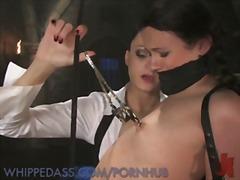 Porno: Dildo, Røff, Lesbisk, Hardporno