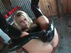Porn: Seks V Odprto Ritko, Igrača, Dominacija, Privezana