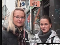 جنس: نظارات, أوروبى, تستمنى زبه بيدها, مص