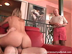 Wifey spanked and butthole finger-fucked