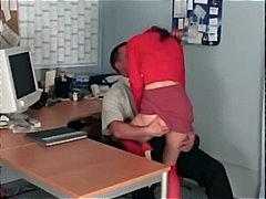 جنس: في المكتب, كعوب, مراهقات, السمراوات