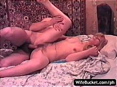Porno: Evdə Çəkilmiş, Arvad, Cütlük, Rus