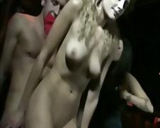 جنس: نساء مسيطرات, مجموعات, فتشية, مص