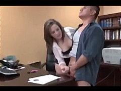 色情: 眼镜女, 抽插, 精液洗面奶, 激情打手枪