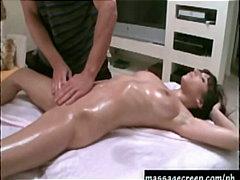 Porno: Fetišs, Pirksti Pežā, Masāža, Brunetes
