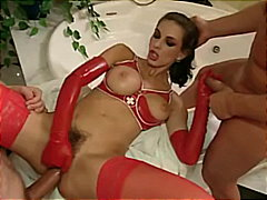 Porn: Եվրոպական, Լատեքս, Գուլպա, Խորը Մտցնել