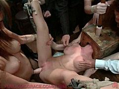 Porno: Slave, Kinky, Bundet, Dominans