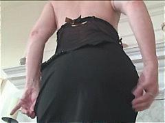 Порно: Мастурбация, Чорапи, Офис, Домакини