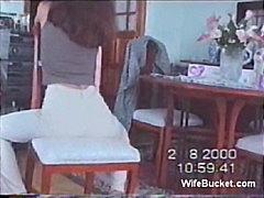 جنس: زوجان, نساء هائجات, السمراوات, أفلام منزلية