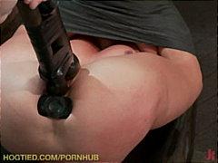 Porn: नकली लंड, मशीन, बंधक, सनकी