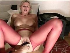 Porn: Amaterski Pornič, Amaterji, Igrača, Nogavice