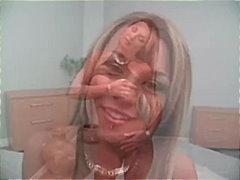 Porr: Ansiktsprut, Orgie, Dubbelpenetration, Blond