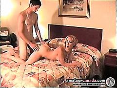 ポルノ: 素人, 巨根, ホテル