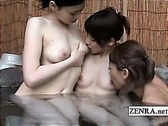 جنس: يابانيات, حمام السباحة, خارج المنزل, سحاقيات